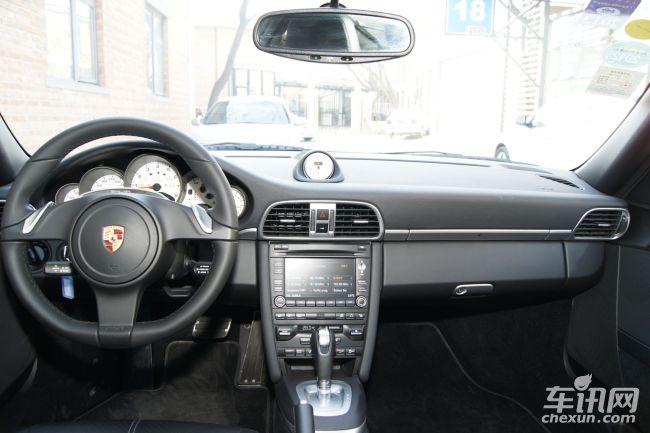 保时捷911现车 现在购车可优惠近10万元【汽车时代网】