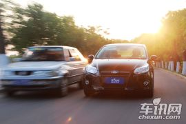 长安福特-福克斯-三厢 1.6 AT 风尚型