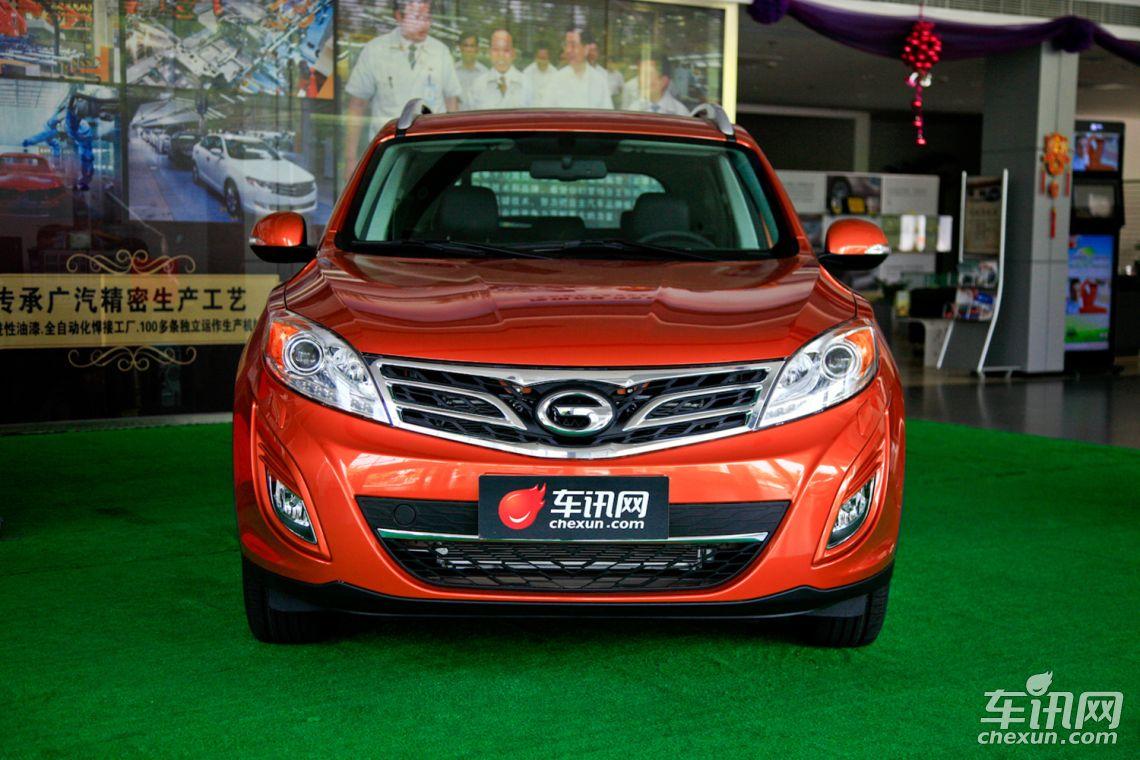 广汽传祺GS5夏季让利销售 外观大气售全国