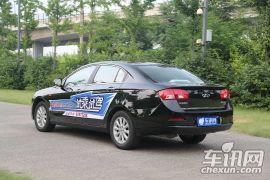 奇瑞汽车-东方之子-2.0 CVT智雅版