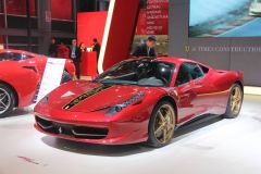 法拉利-法拉利458 Italia