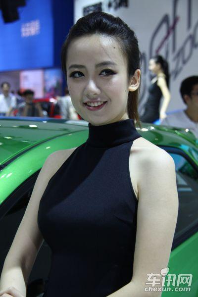 长安汽车2号车模