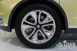 铃木-S-Cross概念车