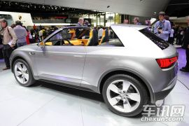奥迪-Crosslane Coupe概念车
