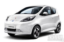 上海汽车-荣威E50-基本型