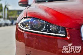 捷豹-捷豹XF-XF 3.0 SC 奢华版