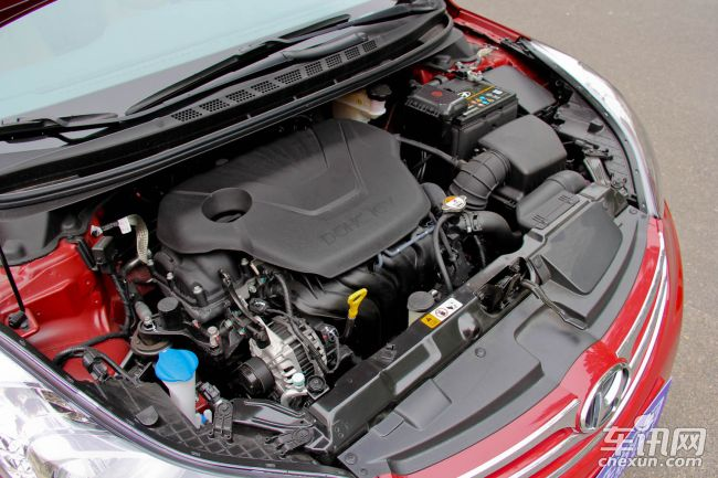 8lnu系列发动机所拥有的107kw功率和175n·m扭矩以及10.