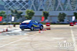 三菱翼神Driving School安全驾训营活动体验