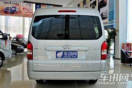 奇瑞汽车-威麟H3-2.0T 豪华型