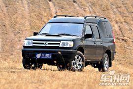 郑州日产-锐骐多功能车-3.0T柴油两驱标准型CYQD80-E3  ¥10.48