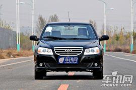奇瑞汽车-旗云2-1.5MT 豪华型