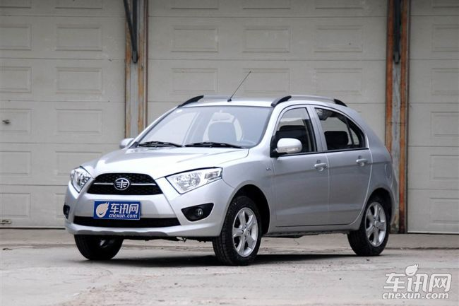 夏利N7汽车 限时优惠 目前4.79万元起售