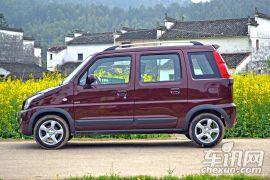 昌河铃木-北斗星X5-X5 1.4L VVT 巡航型