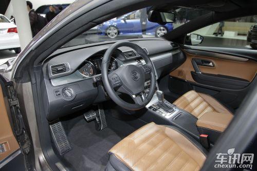 标准轿跑车 一汽 大众cc最高优惠3.3万元