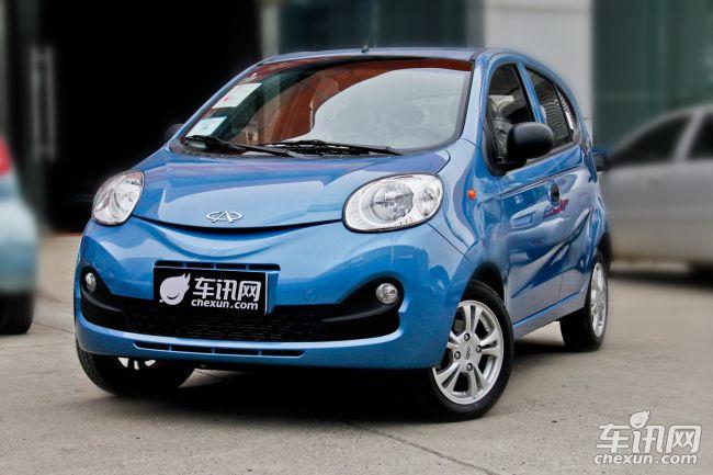 华建奇瑞QQ优惠高达0.4万元 店内少量现车