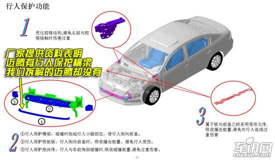 迈腾拆解点评 激光焊接品质一致性需提高
