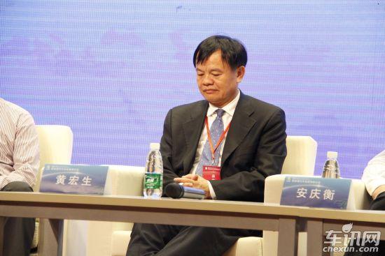 黄宏生:公交和轻客在新能源领域前景巨大