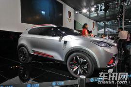 上海汽车-CS Crossover