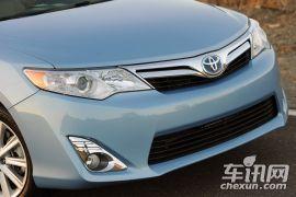 2013款丰田凯美瑞混动版