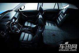 长安马自达CX-5官图
