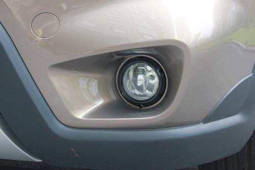 加大号城市SUV  景逸X5到店实拍