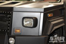 基于F-150打造全新钢铁利器 乔治巴顿超级越野车