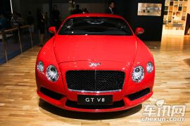 宾利-宾利GT V8