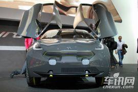 起亚-起亚Niro概念车