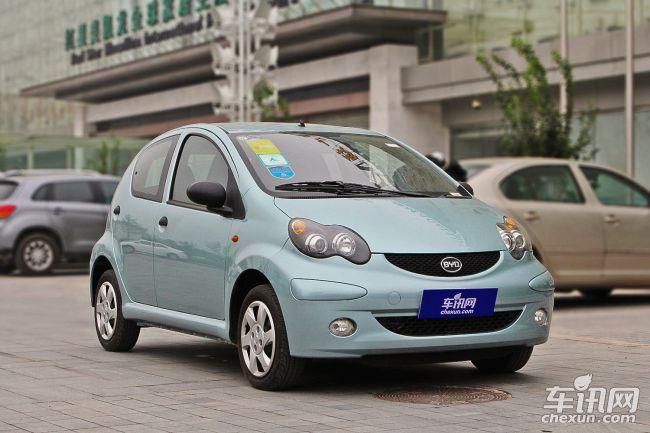 鑫泽汽车置换比亚迪f0最高可优惠0.1万元高清图片