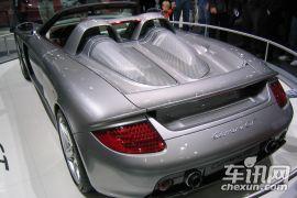 保时捷-Carrera GT