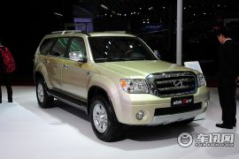中兴汽车-威虎SUV-基本型