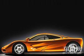 迈凯轮-迈凯轮F1-基本型