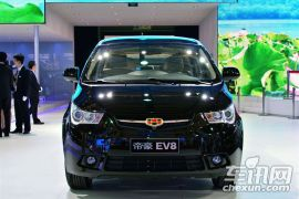 吉利汽车-帝豪EV8