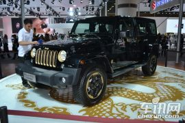 Jeep-牧马人龙腾典藏版