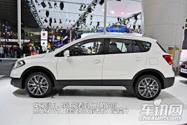 重新定义跨界  2013广州车展铃木锋驭图解