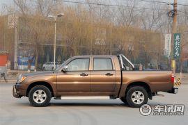 中兴汽车-威虎G3-2.8T-G3两驱柴油版中轴