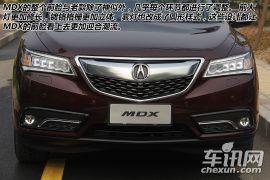 内外兼修的绅士 车讯网试驾全新讴歌MDX