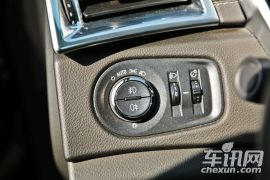凯迪拉克-凯迪拉克SRX-3.0L 豪华型