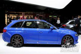 奥迪-奥迪RS 4