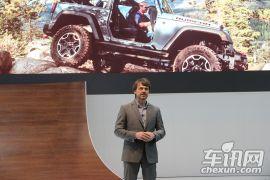 2014北京国际车展-Jeep自由侠首次发布