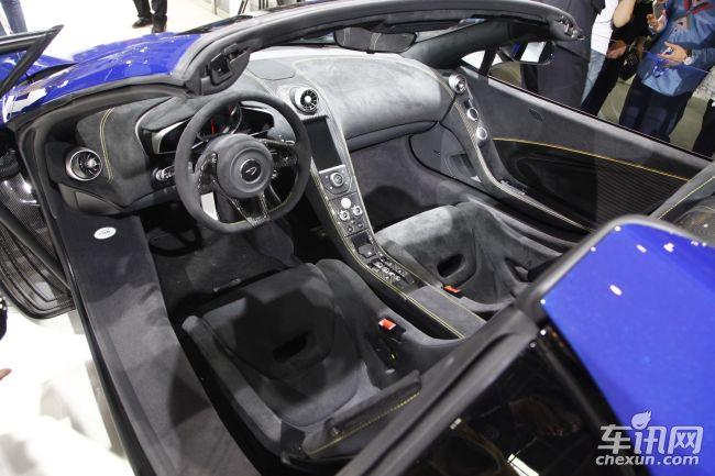 迈凯轮 迈凯轮650s