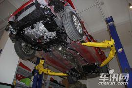马自达62.0L 自动时尚型-底盘结构