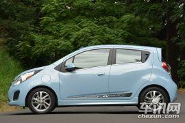 雪佛兰-斯帕可SPARK EV 2014