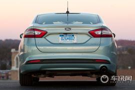 福特-福特Fusion Hybrid 2013