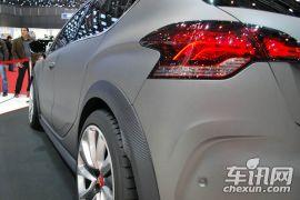 标致雪铁龙集团-DS4 2012