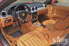 法拉利-法拉利612(进口)-Scaglietti 5.7