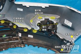 通用雪佛兰-TRAX创酷-1.4T 自动两驱舒适型-拆解