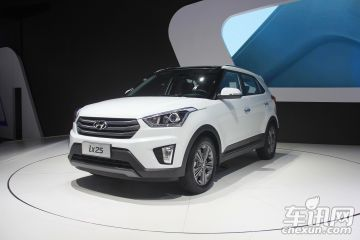 北京现代-北京现代ix25