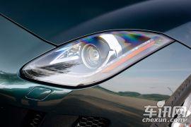 捷豹-F-Type V6 S 2015