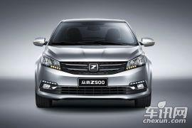 众泰汽车-众泰Z500-自动基本型 2014